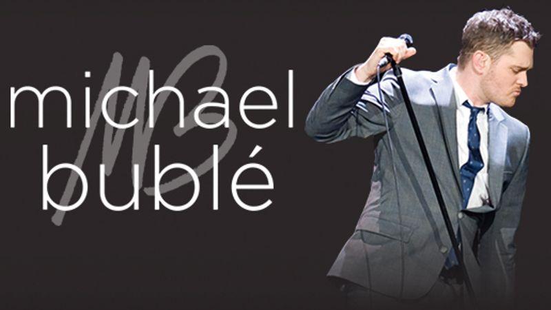 Látványos koncerttel készül Budapestre Michael Bublé
