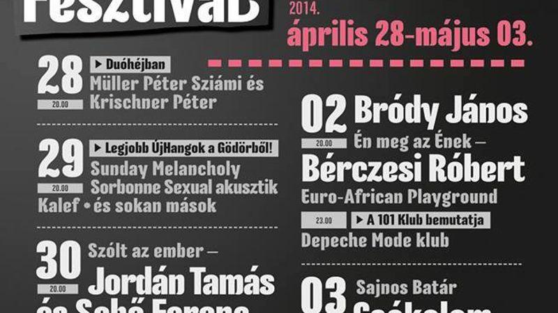 Újra színpadra áll Bérczesi Robi: Víg Végnapjaink Fesztivál a Gödörben