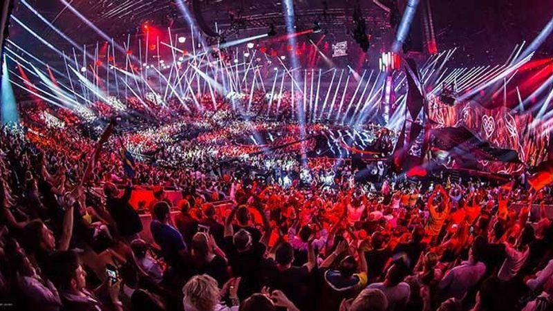Robbanás volt az eurovíziós döntő csarnokánál