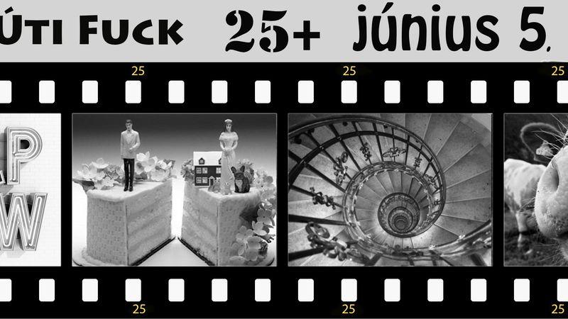 Tereskova és Üllői Úti Fuck 25+ a Hajón