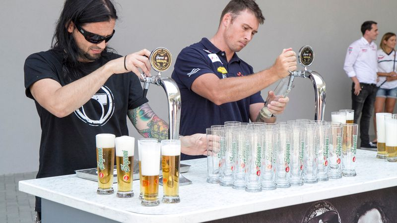 Campus Fesztivál: a sörcsapolást nem a zenészek nyerték!