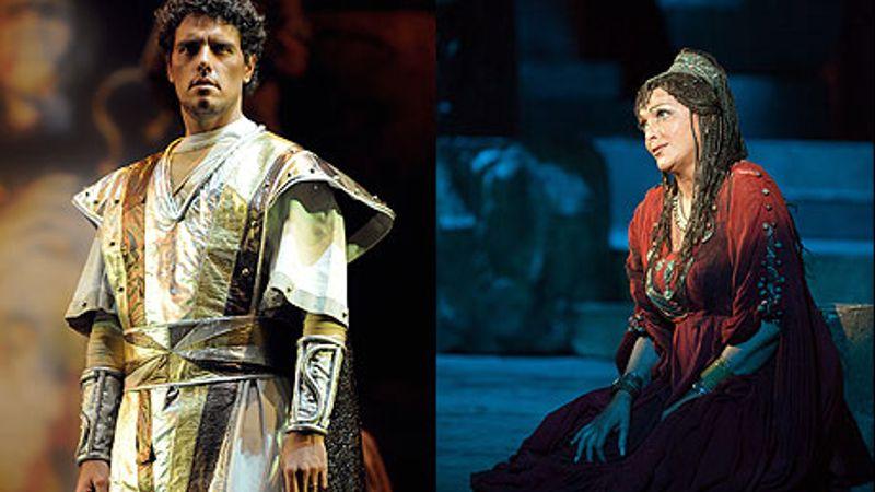 Egy titkos szerelem története: Aida a Margitszigeten