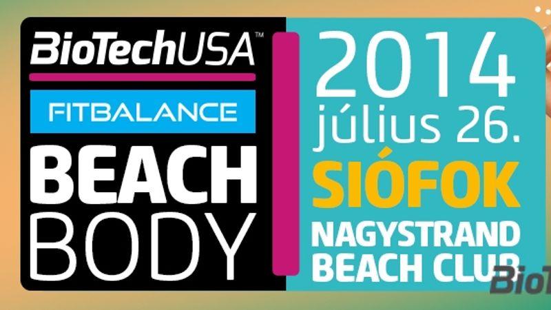 Beach Body és Summer Jam - ezt hozza a Beach Club Siófokon