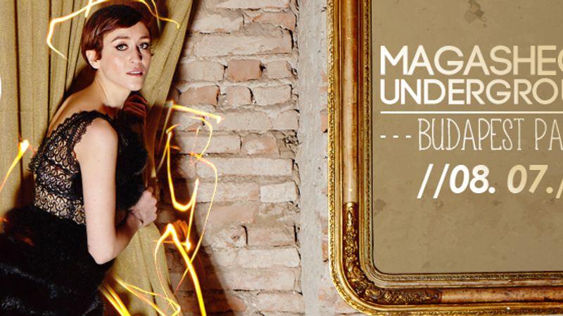 Bíborka odacsap: nagykoncertre készül a Magashegyi Underground