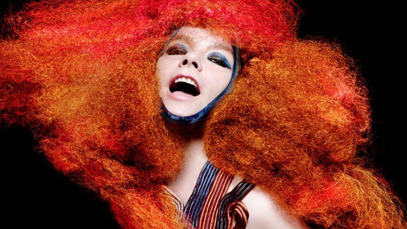 Björk koncertfilmje Budapesten: Biophilia