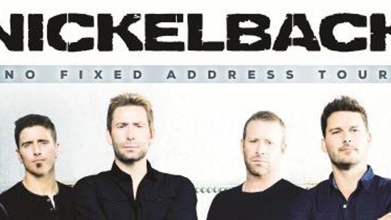 2015-ben nem lesz állandó lakhelyük, turnéznak: jön a NICKELBACK!