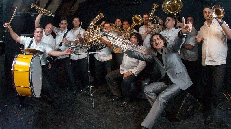 Umca, umca: duplakoncerttel jön a Boban & Marko Markovic Orkestar