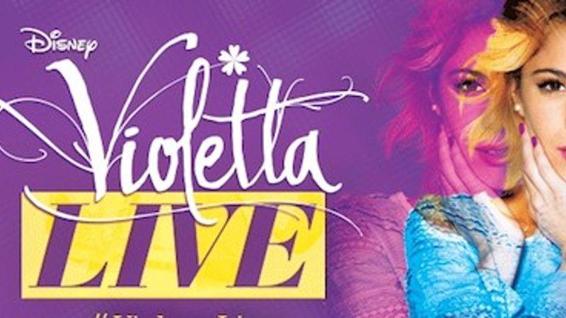 Az Arénában lép fel a szappanopera tinisztárja: Violetta live