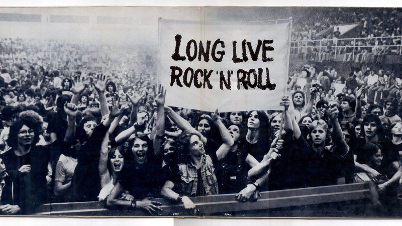 Minden, amit valaha is tudni akartál: Rocktörténeti sorozat az Örkény könyvesboltban