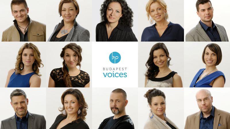 Na de mit keres Lévai Balázs a Budapest Voices együttesben?