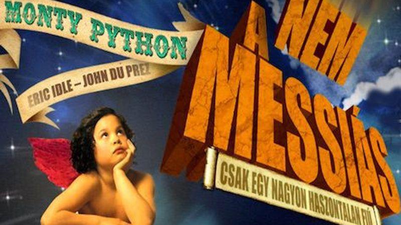 Mit adott nekünk a Monty Python? Brian élete az Arénában!