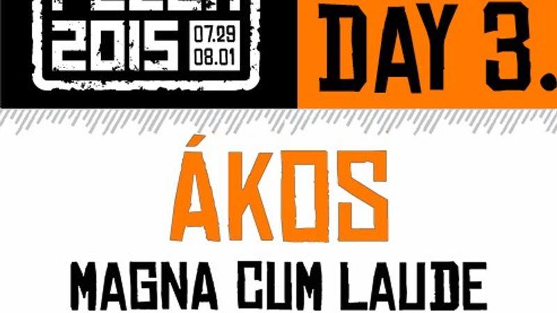 Fezen: Ákos-koncert és magyar nap
