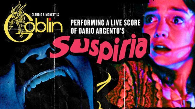 Élő koncerten csendül fel Dario Argento kultfilmjének zenéje