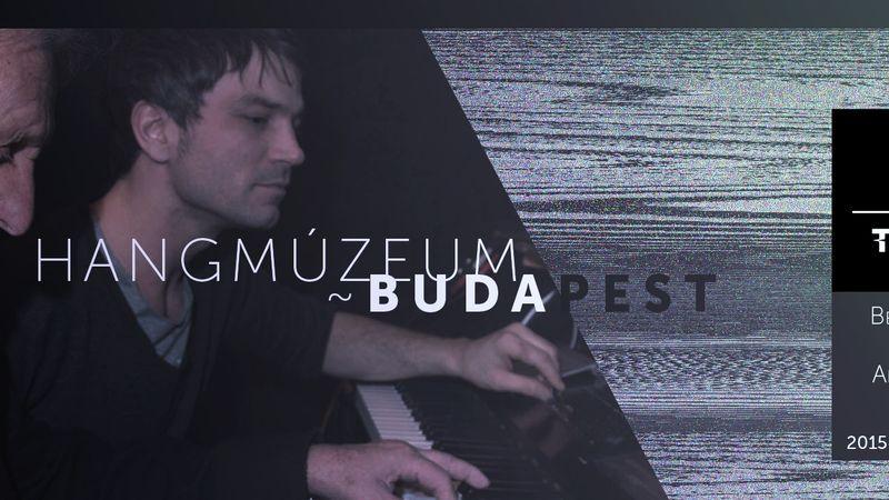 Benkő László vs. Andras Toth a Hangmúzeumban