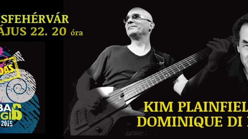 A világ egyik legjobb basszusgitárosa az Alba Regia Feszten