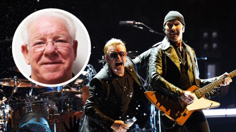Gyászol a U2