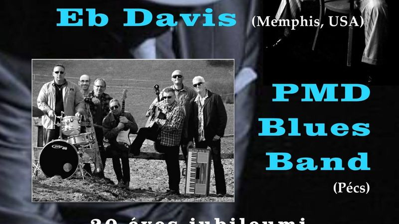 Sétatér fesztivál: Pécsett lép fel a blueskirály