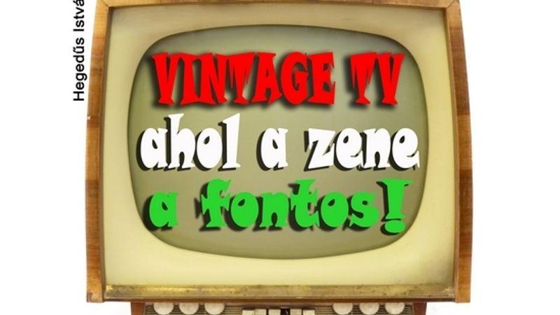 Indul a Vintage TV: szóhoz (és képhez) jutnak a magyar zene ikonjai