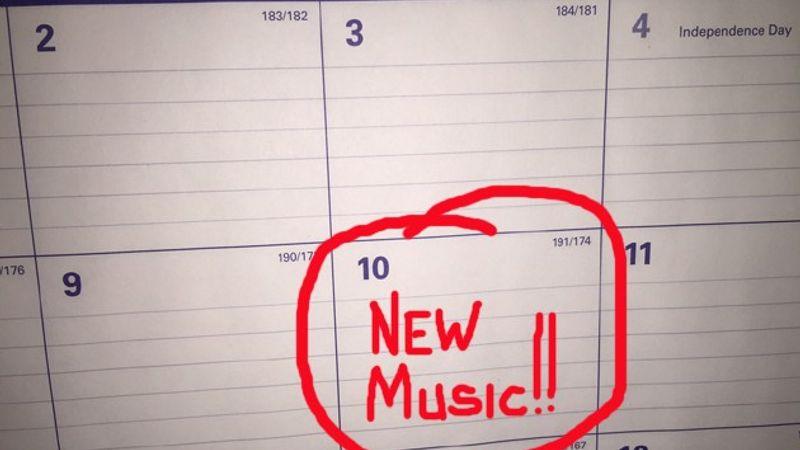 Pénteken gondolj a zenére! New Music Fridays júliustól