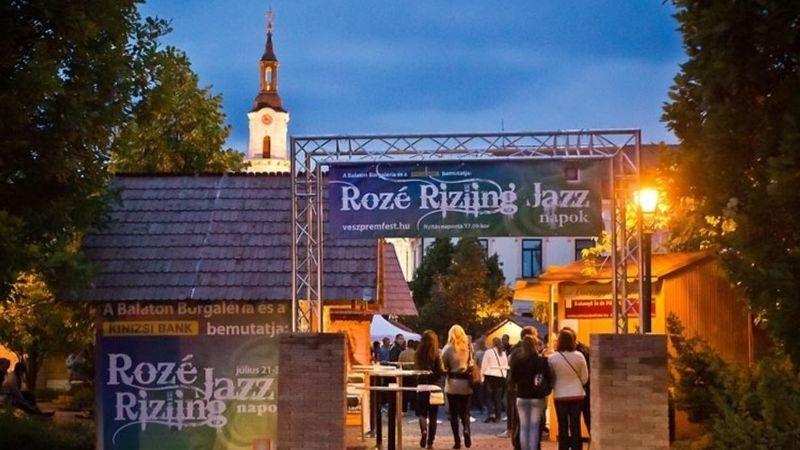 Rozénapok: 30 ingyenes koncert várja a látogatókat Veszprémben