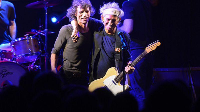 50 év: Rolling Stones-kiállítás jövőre Londonban