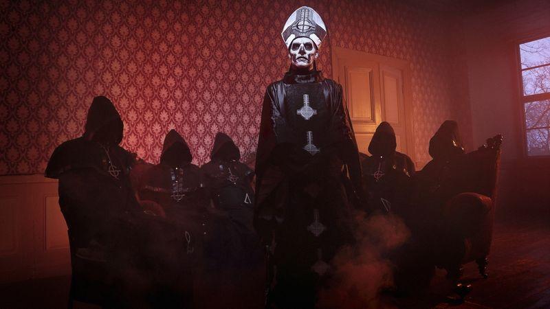 A svéd metál szelleme kísért Budapesten: Ghost novemberben!
