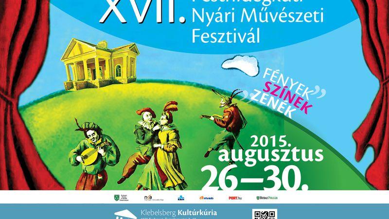 A sztyeppe legyen veletek! - XVII. Pesthidegkúti Nyári Művészeti Fesztivál
