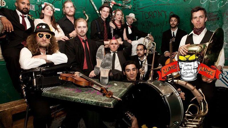Ismét Magyarországra érkezik a Lemon Bucket Orkestra!