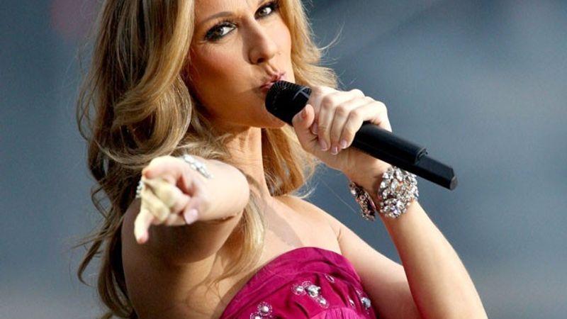 Küldj egy dalt Céline Dione-nak!