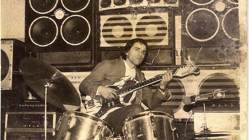 A progresszív rock legendás alakja Rodion G.A. az A38 Hajón koncertezik!