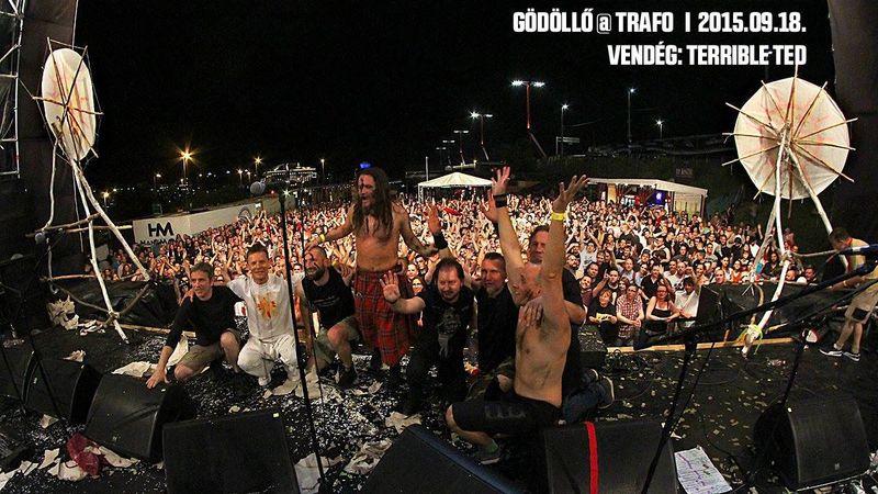 A 40 éves VHK Gödöllőn koncertezik