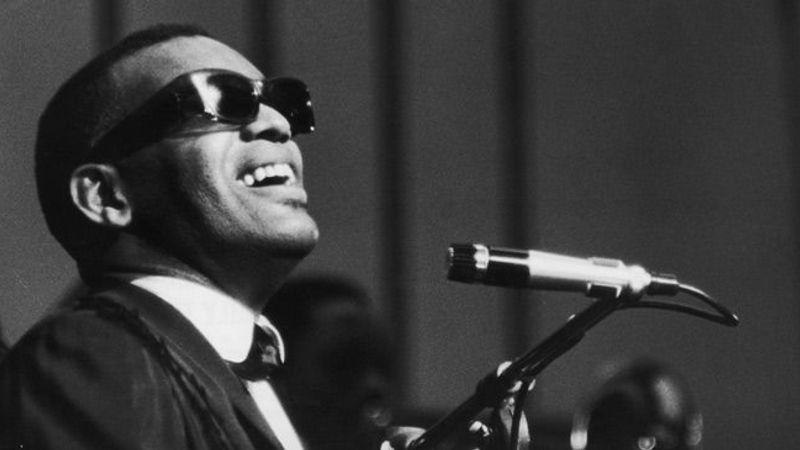 Ray Charles szülinapi koncert a New Orleans Clubban
