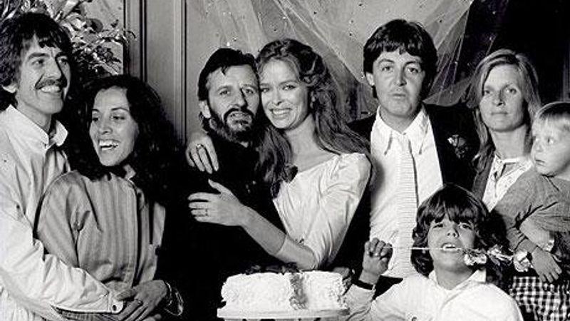 A Beatlesről készült fotóiból állított össze albumot Ringo Starr