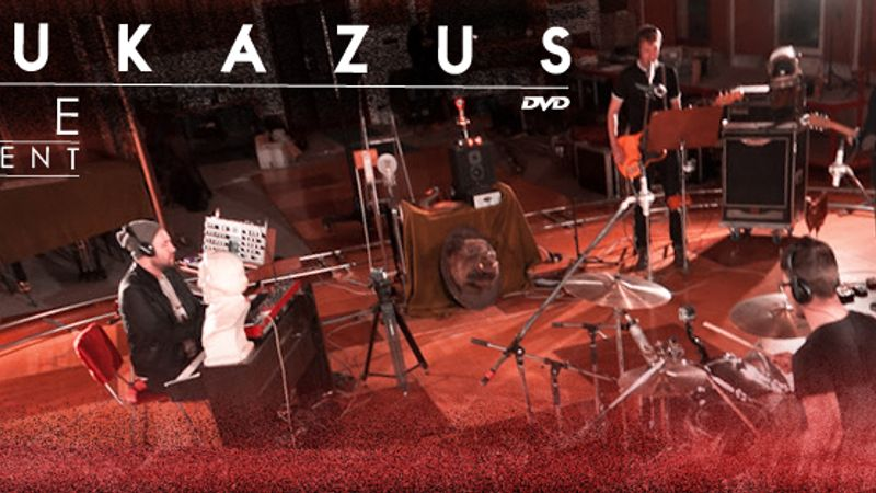 Kaukázus: 18-as karikás DVD