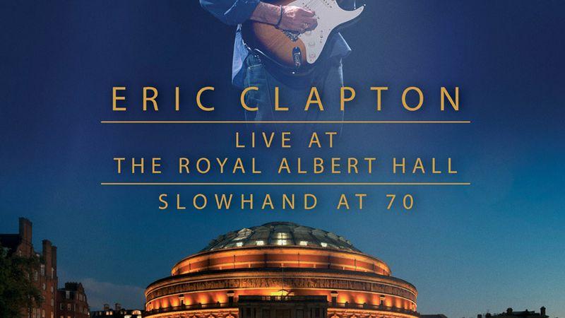 Eric Clapton születésnapi koncertjét vetítik a Corvin moziban
