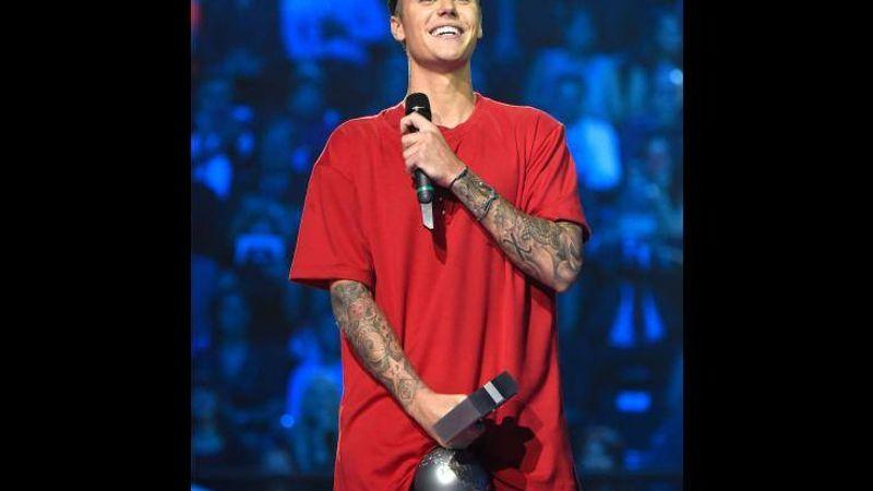 Az MTV szerint Justin Bieber a legjobb
