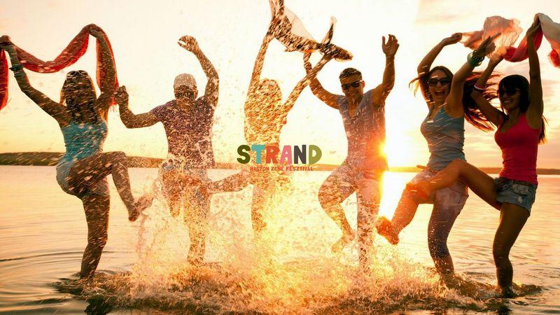 Zenészek árulják ma a belépőket a STRAND Fesztiválra