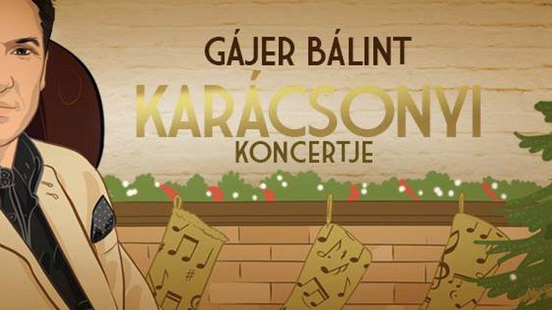Gájer Bálint és Gábriel is duplázik karácsonykor az Orfeumban