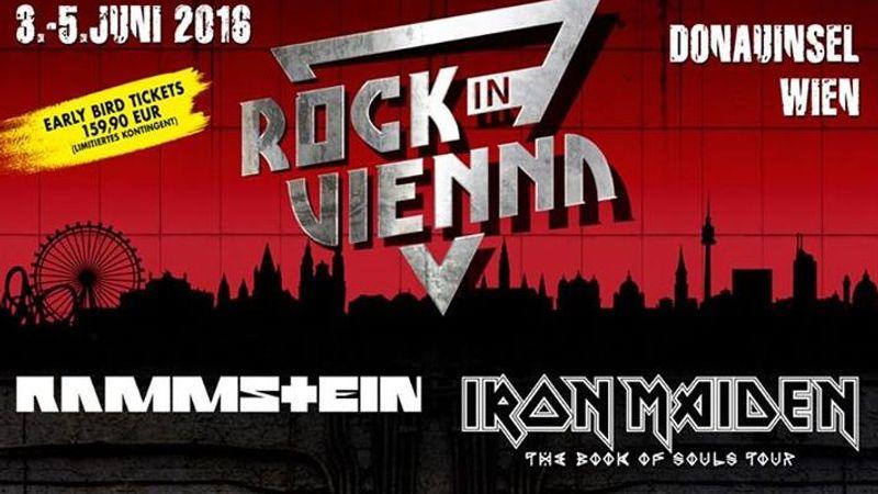IGGY POP, RAMMSTEIN, ANTHRAX: Új nevek a 2016-os Rock In Vienna fesztivál fellépői között
