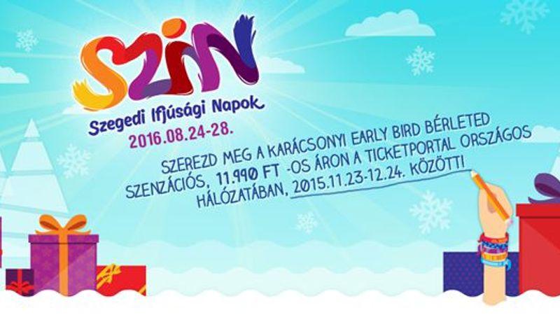 SZIN: Az első fecskék Szegeden