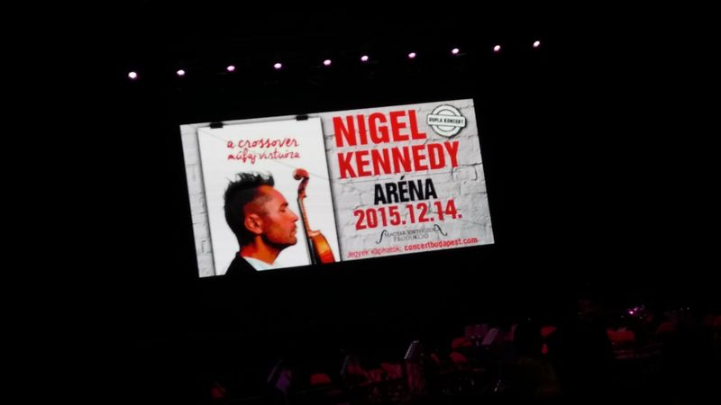 Az nem lehet, hogy ez a pasi 60 éves: Nigel Kennedy