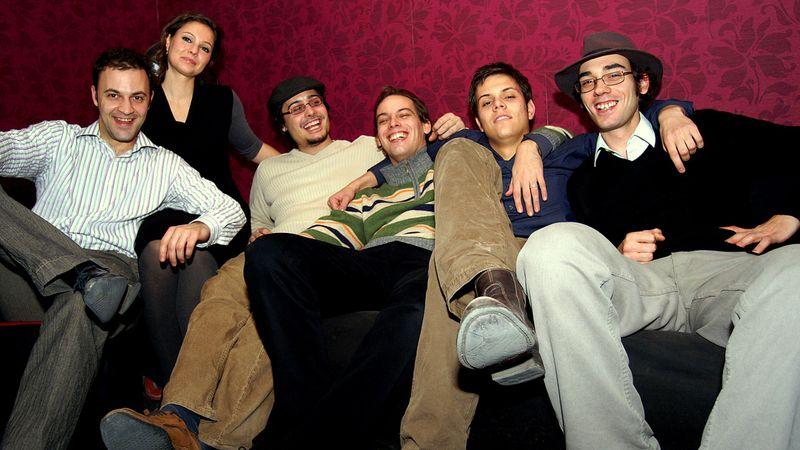 A világ legjobbjai között a Buda Folk Band lemeze