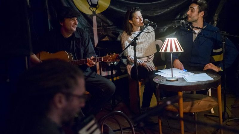 Cseh Tamás történelemkönyve: koncertek a MOM-ban