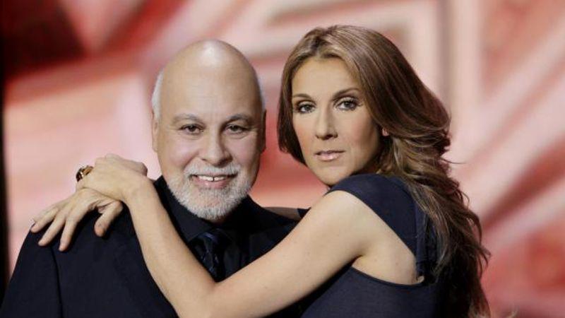 Elhunyt Céline Dion férje