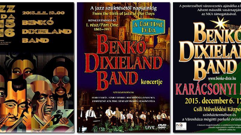 Nincs többé Benkó Dixieland Band