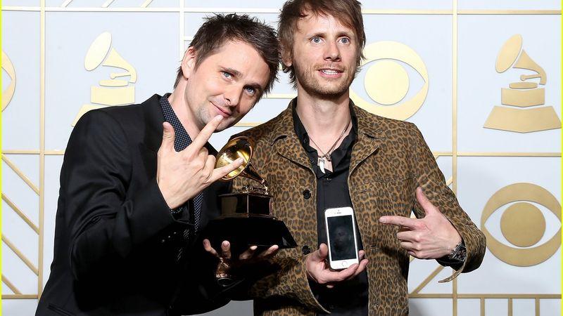 A Szigetre érkező Muse is Grammyt kapott!