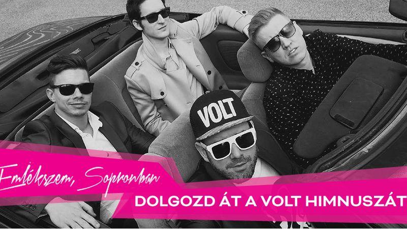 Keverd újra: remixverseny a VOLT Fesztivál himnuszára!
