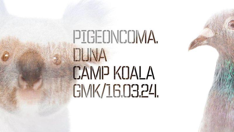 Cipőbámulós fájdalmas posztpunk és tirpák-bányász emo a GMK-ban