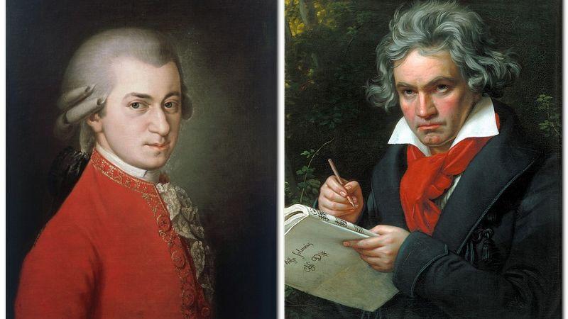 Vajon ki nyert: Mozart vagy Beethoven?