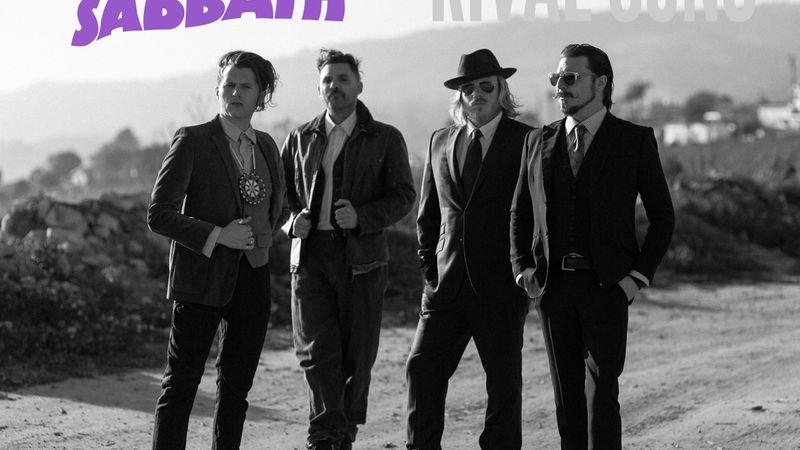 Rival Sons lesz a Black Sabbath előzenekara